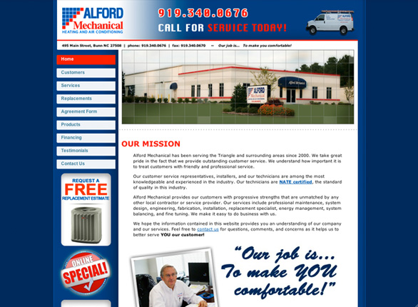 Alford Mechanical