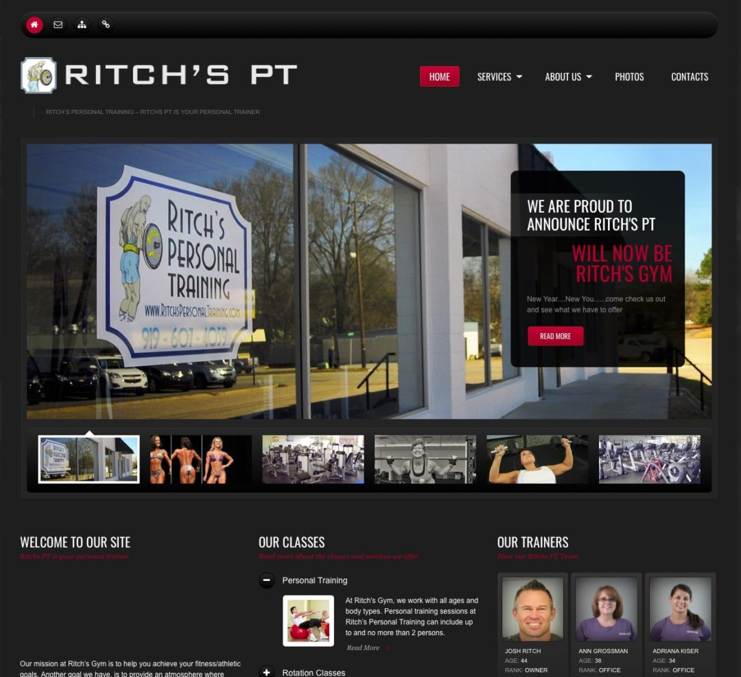 Ritchs PT