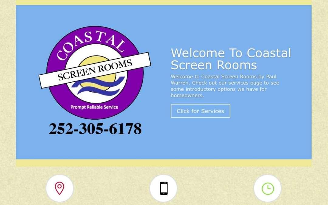Coastal Screen Rooms